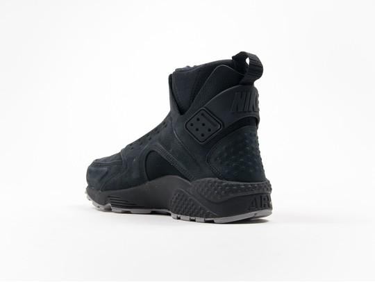 c22f9fe1ccbae Nike Air Huarache Run Mid Premium Wmns - 807314-002 - TheSneakerOne