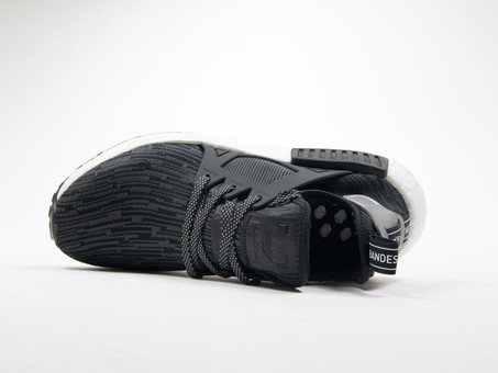 adidas NMD XR1 PrimeKnit Black-S77195-img-5