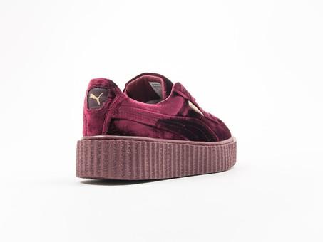 Puma x Rihanna Creeper Velvet Royal Purple-364466-02-img-3