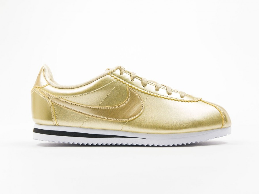 sports shoes 1eb11 d8c07 Nike Cortez SE (GS) Gold