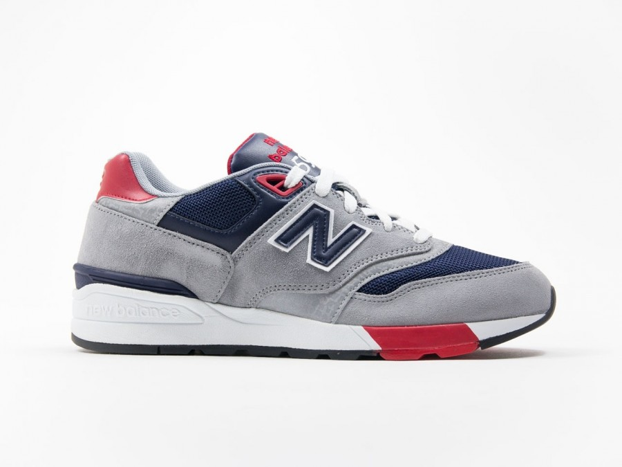 New Balance ML597AAB Grey Navy