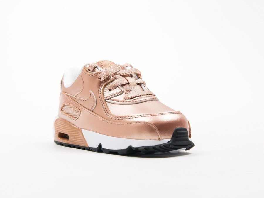 Nike Air Max 90 SE (GS) Bronze Kids 859632 900 TheSneakerOne
