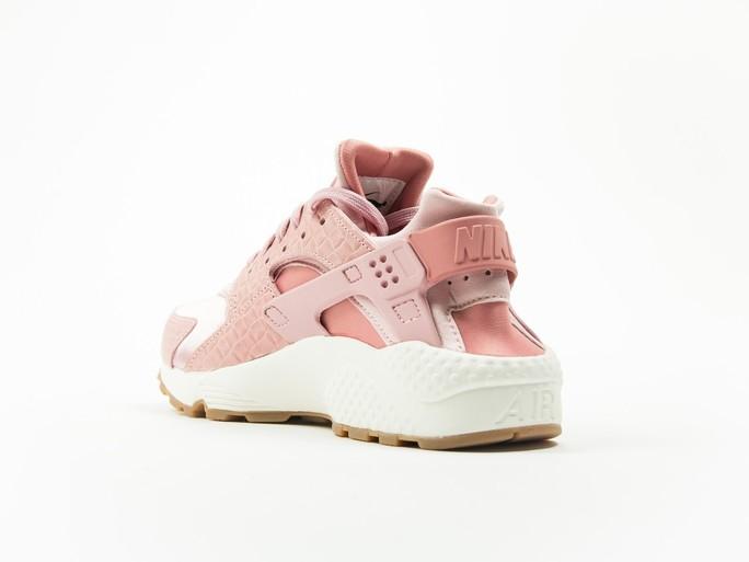 Nike Air Huarache Run Premium Pink Wmns-683818-601-img-3