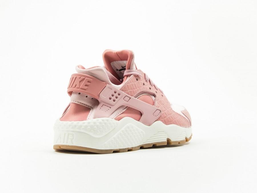 Nike Air Huarache Run Premium Pink Wmns - 683818-601 - TheSneakerOne 8a1d8fca6
