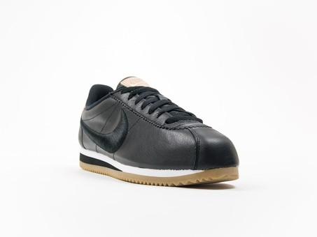 Nike Classic Cortez Leather Premium Black-861677-004-img-2
