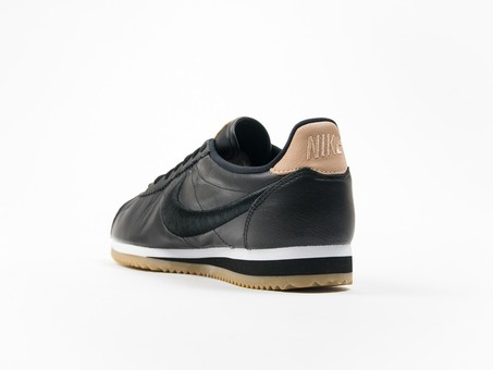 Nike Classic Cortez Leather Premium Black-861677-004-img-3