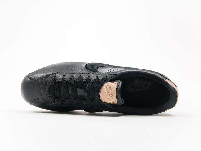 Nike Classic Cortez Leather Premium Black-861677-004-img-5