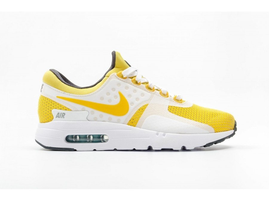 new products 5b40d e9f30 Nike Air Max Zero QS Yellow-789695-100-img-1
