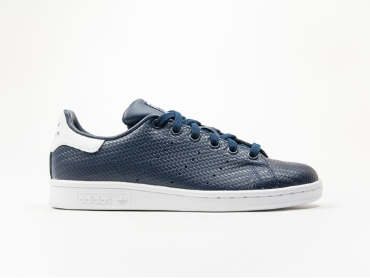adidas Stan Smith Leather Collegiate Wmns-S80030-img-1