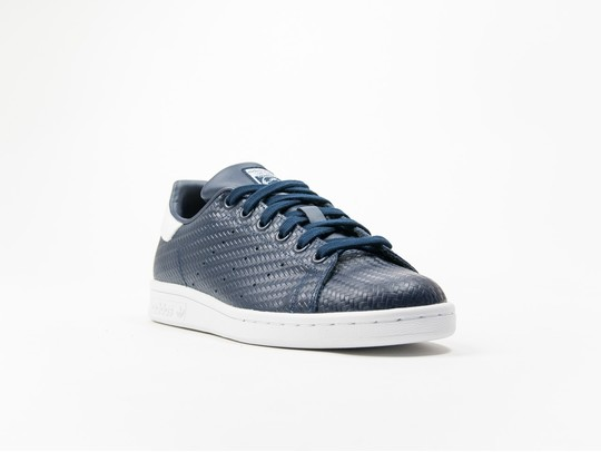 adidas Stan Smith Leather Collegiate Wmns-S80030-img-2