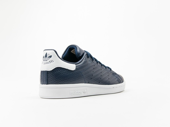 adidas Stan Smith Leather Collegiate Wmns-S80030-img-4
