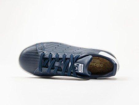 adidas Stan Smith Leather Collegiate Wmns-S80030-img-5