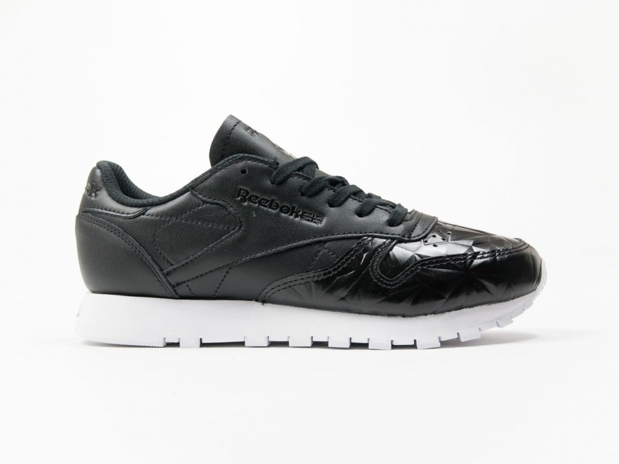 Reebok Classic Leather Hype Metalic Black-BD4887-img-1
