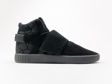 adidas Tubular Invader Strap Triple Black-BB8392-img-1