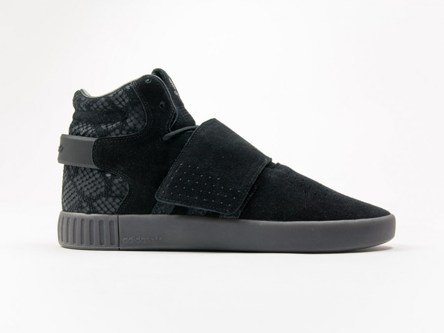 kod promocyjny najlepsza moda dobra tekstura adidas Tubular Invader Strap Triple Black