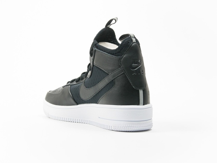2efc0be20a820 Nike Air Force 1 Ultraforce Mid Wmns Black - 864025-001 - TheSneakerOne