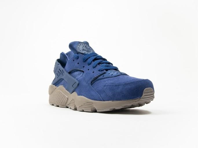 Nike Air Huarache Run SE Blue-852628-400-img-2