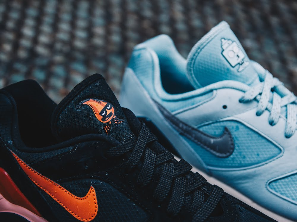 Nike Air Max 180 fire ice pack