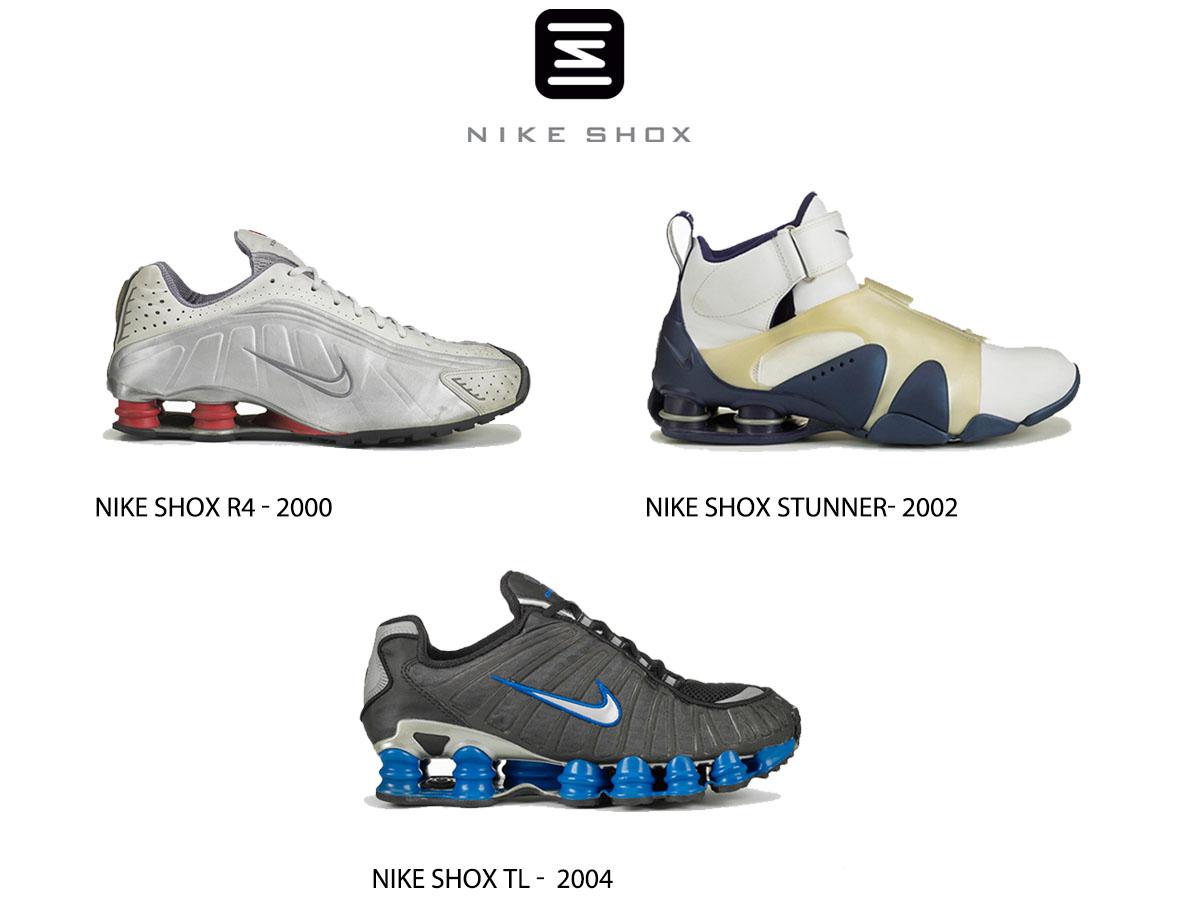 a pesar de Electrizar Reino  Nike Shox, los muelles están de vuelta. - The Sneaker One Blog