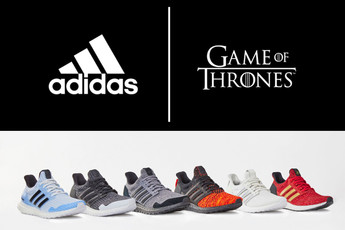 RAFFLE ADIDAS ULTRABOOST GAME OF THRONES